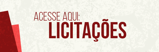 Licitações Banner
